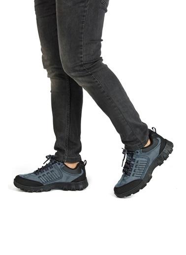 Muggo Outdoor Ayakkabı Lacivert